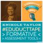 Artwork for Knikole Taylor: Formative Assessments