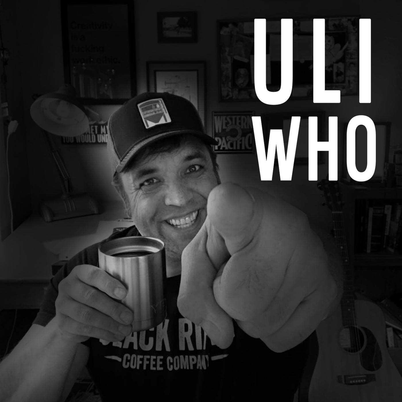 Uli Who show art
