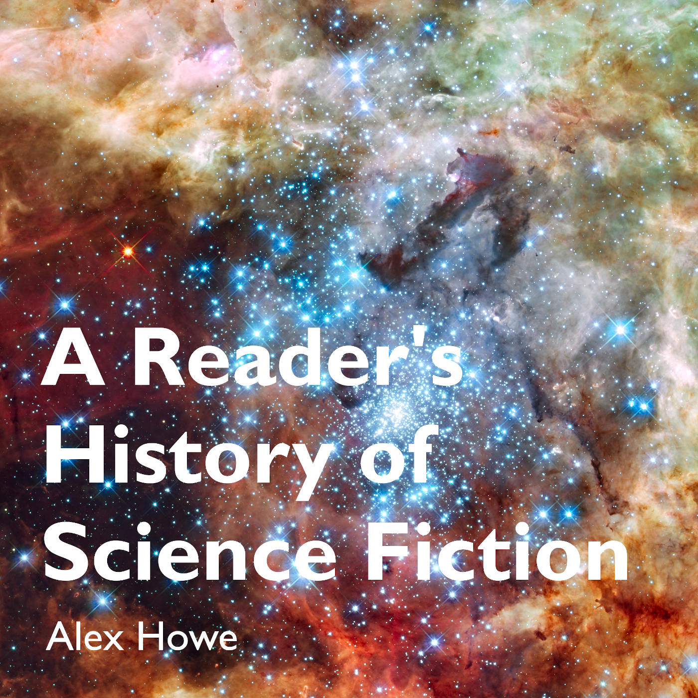 A Reader's History of Science Fiction show art