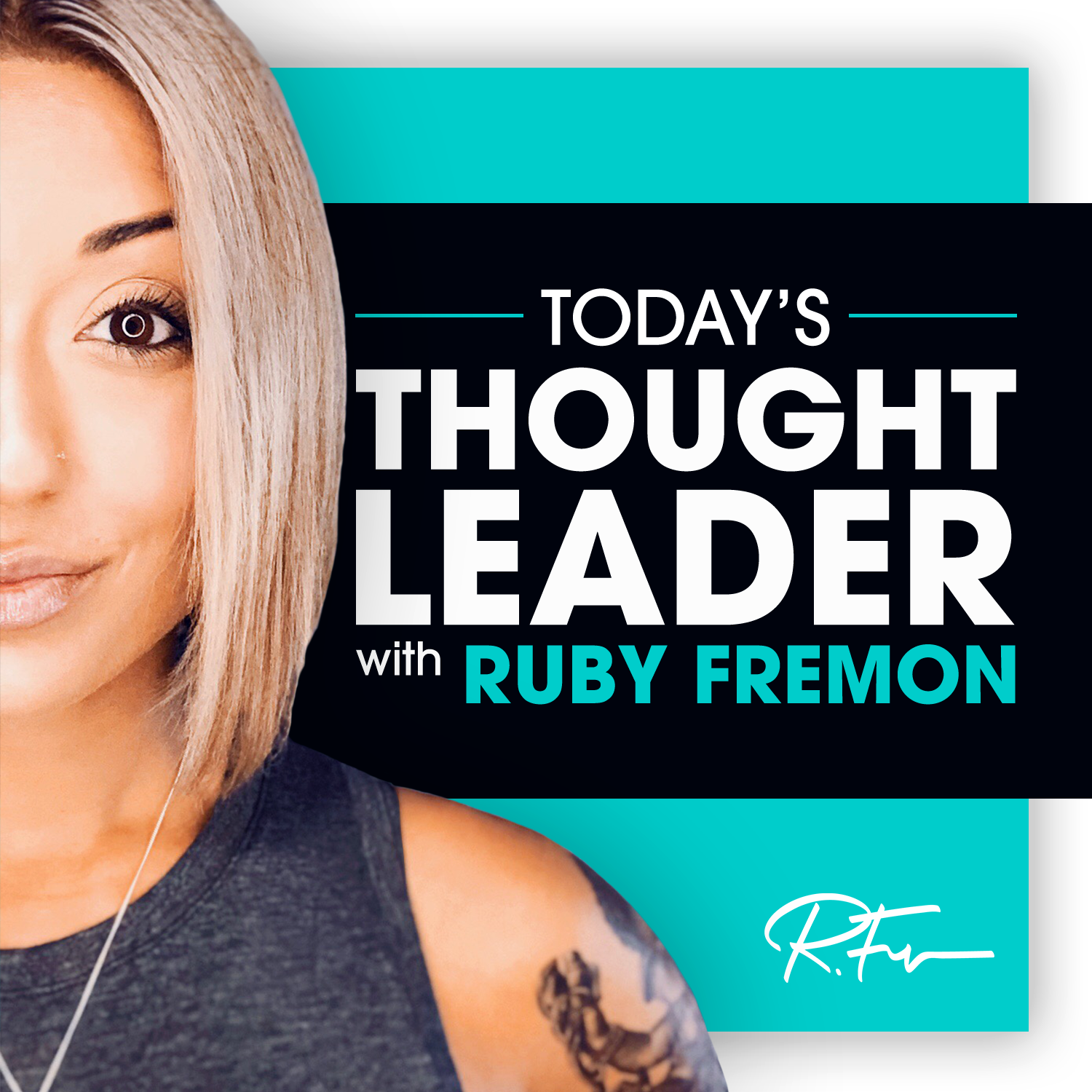 Today's Thought Leader show art
