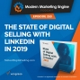 Artwork for The State of Digital Selling with LinkedIn in 2019