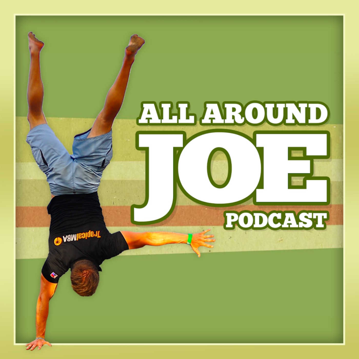 The AllAroundJoe Fitness Podcast | Listen via Stitcher for
