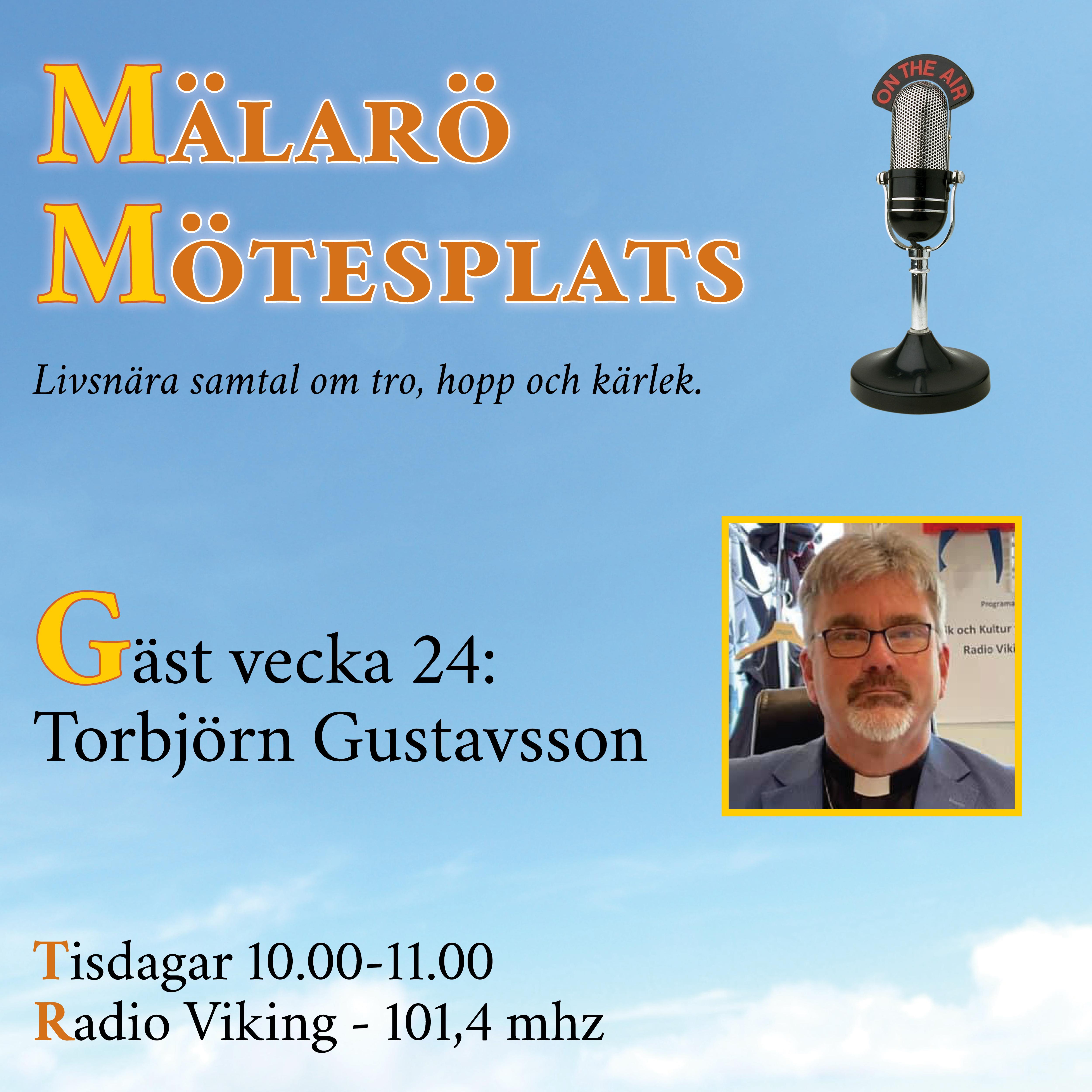Möte med Torbjörn Gustavsson