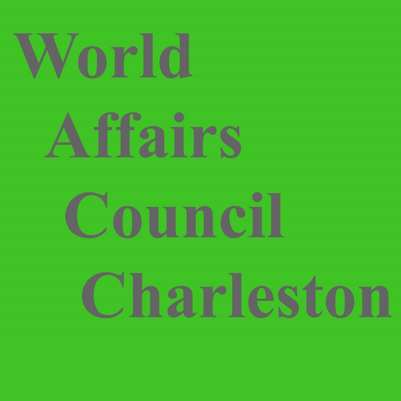 Charleston World Affairs Council show art