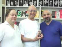 Episode 47 - Handicapper & author Andy Iskoe; Surveillance guru Sal Piacente