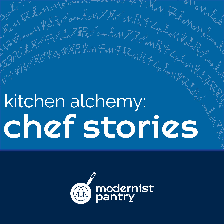 Kitchen Alchemy: Chef Stories from Modernist Pantry show art