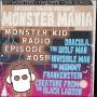 Artwork for Monster Kid Radio #051 - Scott & Tracey Morris' Monster Mania, Part Two