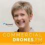 Artwork for #084 - Drones At Skyward, A Verizon Company with Mariah Scott