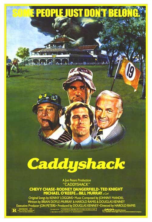 Video Night! presents Caddyshack