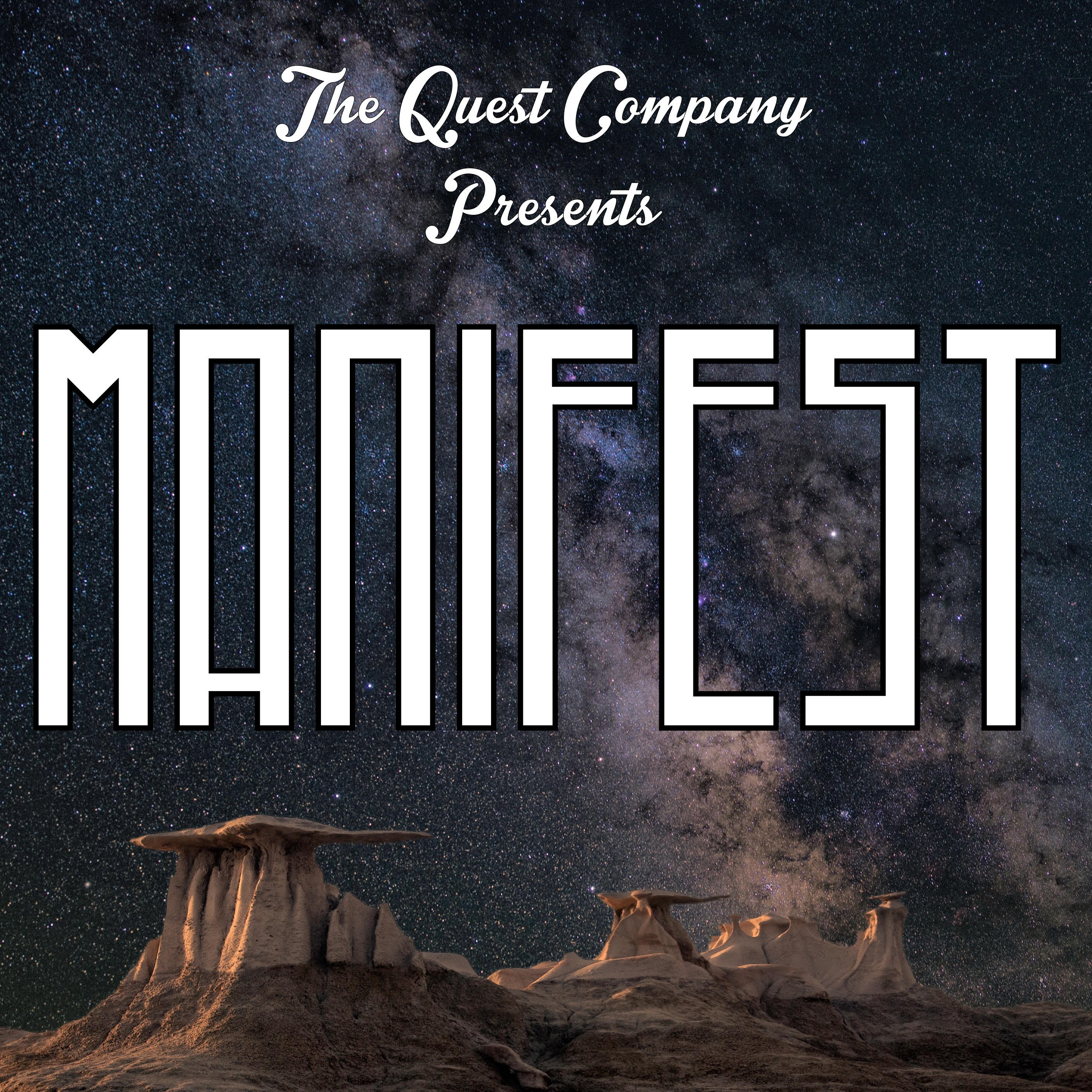 Artwork for MANIFEST Episode 1 - Welcome to Gideon's Rest
