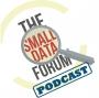 Artwork for Small Data Forum Episode 001