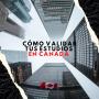 Artwork for ¿Cómo validar tus estudios en Canadá? - Episodio 5
