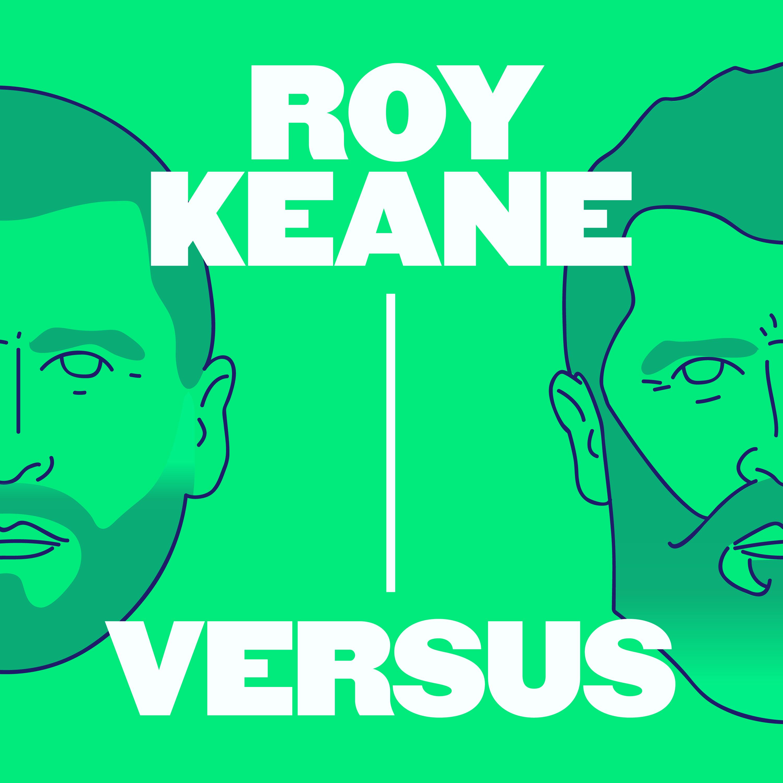 Artwork for Introducing Roy Keane Versus