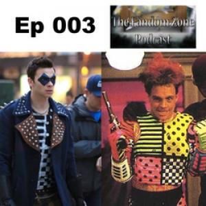 Tricksters -  Ep 003 The Fandom Zone