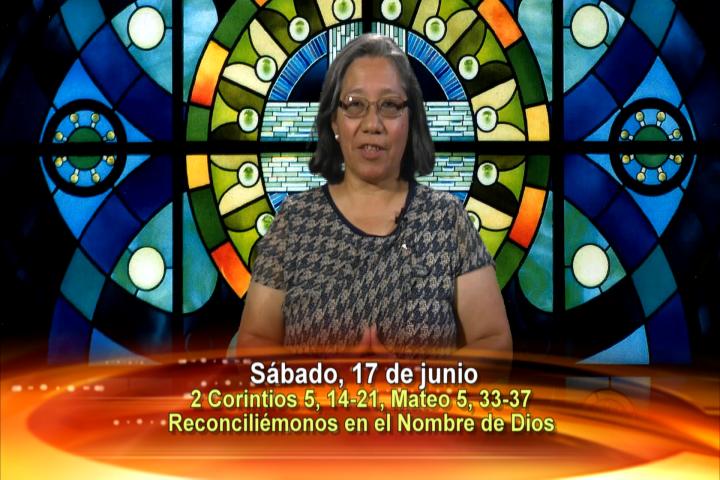 Artwork for Sábado, 17 de junio de 2017 Tema de hoy: Reconciliémonos en el nombre de Dios!