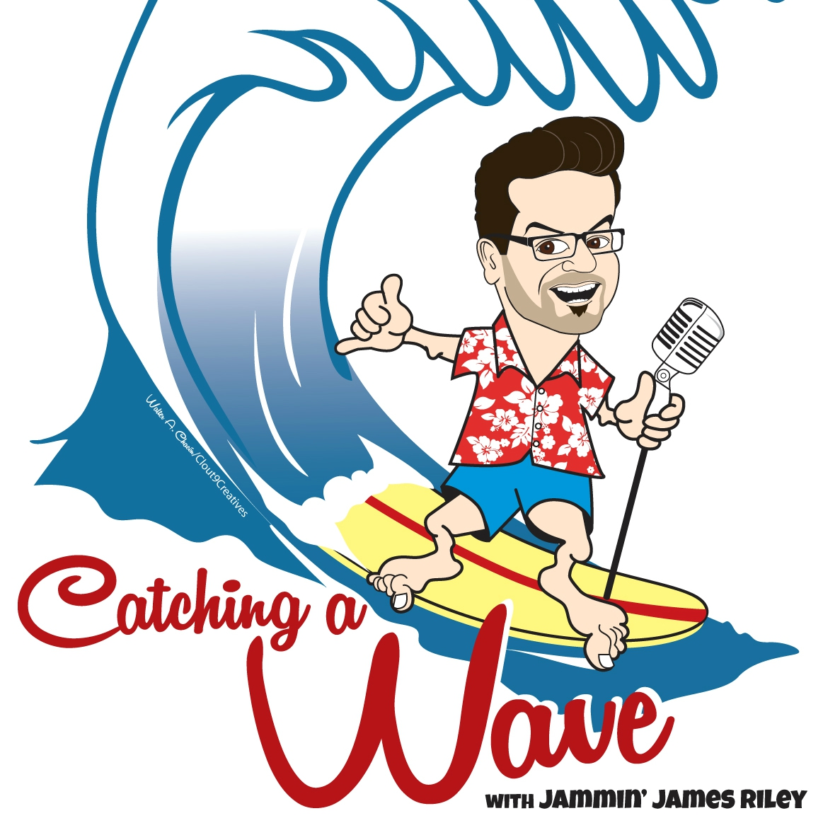 Artwork for Catching A Wave 12-18-17