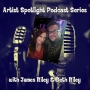Artwork for Artist Spotlight Podcast Series: Billy F Gibbons