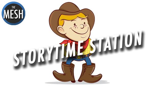 Storytime Station: Slowpoke Cowpoke