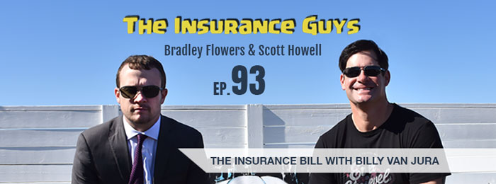 Billy Vanjura on Insurance Guys Podcast