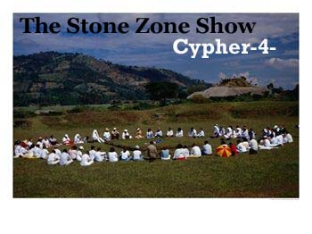 "Stone Zone CYPHER -4- ""100 things to do when you're STONED"""