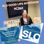 Artwork for SLO Good Life Interview Bettina Swigger Downtown SLO