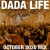 Dada Land October 2019 Mix show art