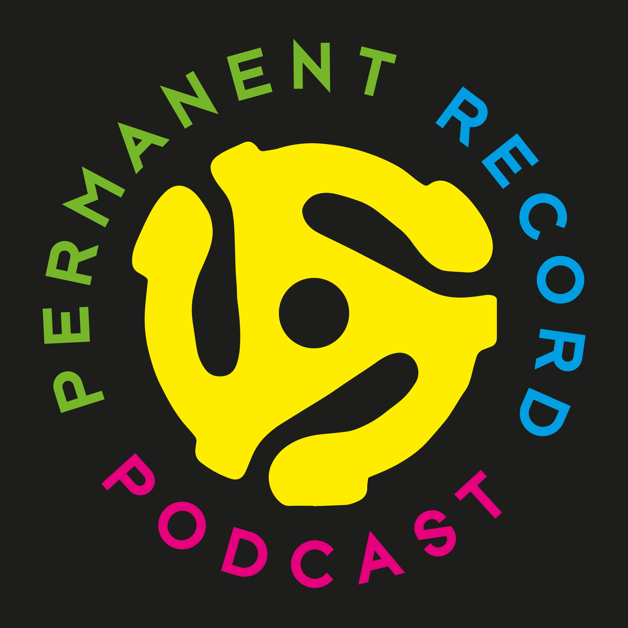 Permanent Record Podcast show art