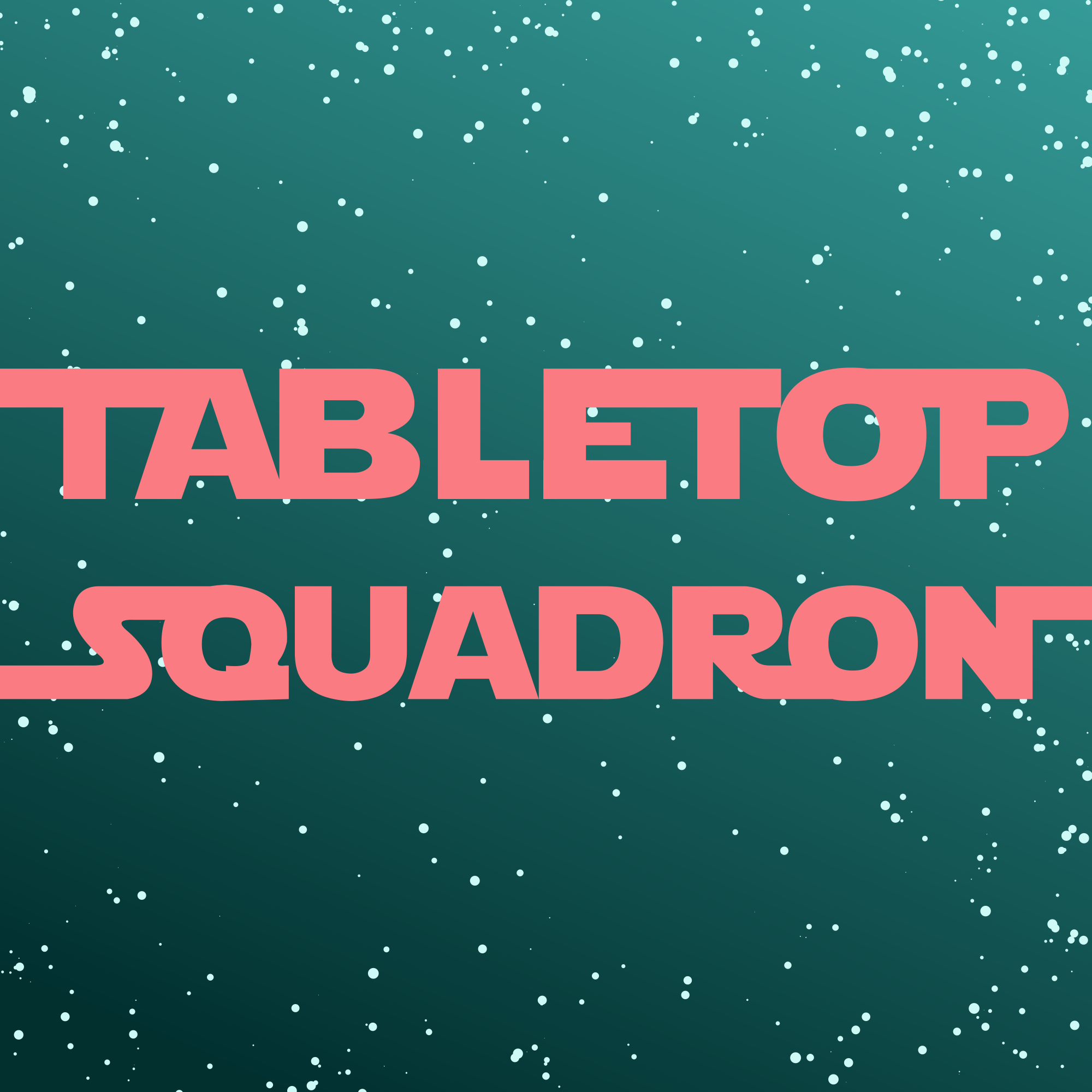 Tabletop Squadron show art