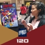 Artwork for 120: Jacqueline Kim & Mike Johnson of IDW (STLV 2019)