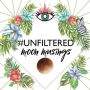 Artwork for #UNFILTERED Moon Musings :: Full Moon In Aquarius Lunar Eclipse :: Rest for Healing + Clearance this Blood Moon
