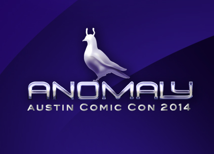 Artwork for Anomaly Video Report: Austin Comic Con 2014