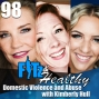 Artwork for Domestic Violence and Abuse with Kimberly Hull - Podcast 98 of FITz & Healthy