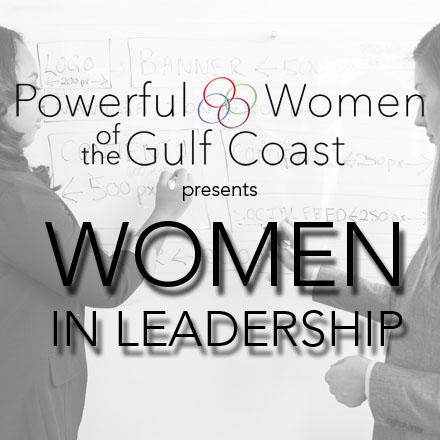 Women in Leadership show art
