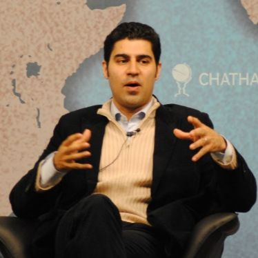 Episode #106: Parag Khanna returns to talk Technocracy!