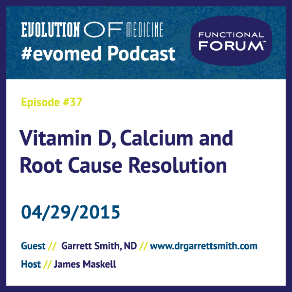Vitamin D, Calcium and Root Cause Resolution