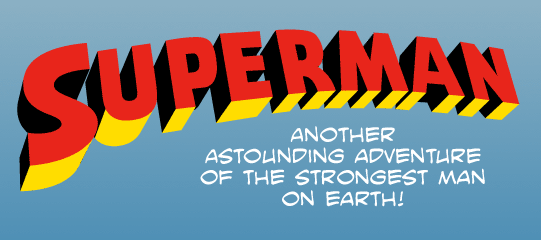 019 Golden Age Superman -- November 1939