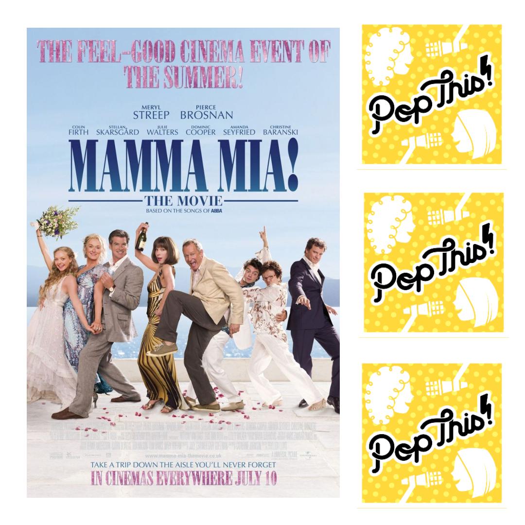 Pop This! Podcast Episode 280: Mamma Mia!