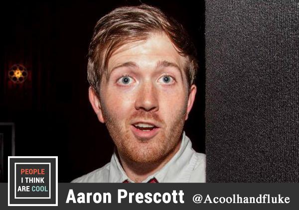 Ep. 45 Aaron Prescott