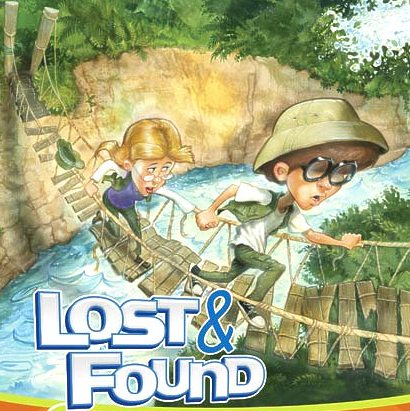 Episode 65 Lost and Found and Frozen