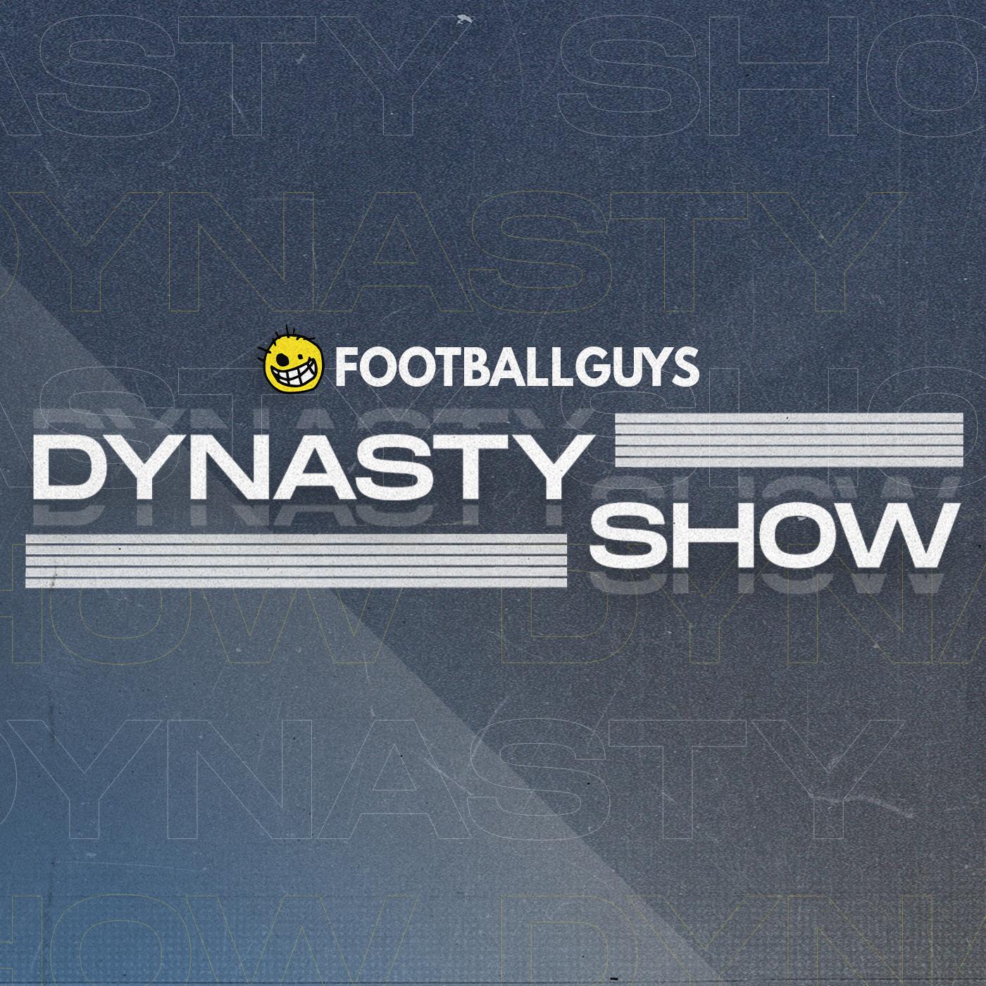 At-Risk Veteran Running Backs and Pre-NFL Talk - Dynasty Fantasy Football Podcast - April 6th, 2021