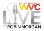 Artwork for WMC Live #59: Kathy Najimy, Debora Spar, Stacy Smith, Laurel Sprague. (Original Airdate 11/9/2013)