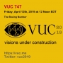 Artwork for VUC747 - The Boeing Number