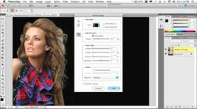 Compositing with the New Photoshop CS5 Edge Detection