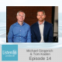 Artwork for #Cultivating Meaningful #Relationships through #Compassionate #Listening with  Michael Gingerich and Tom Kaden of Someone To Tell It To