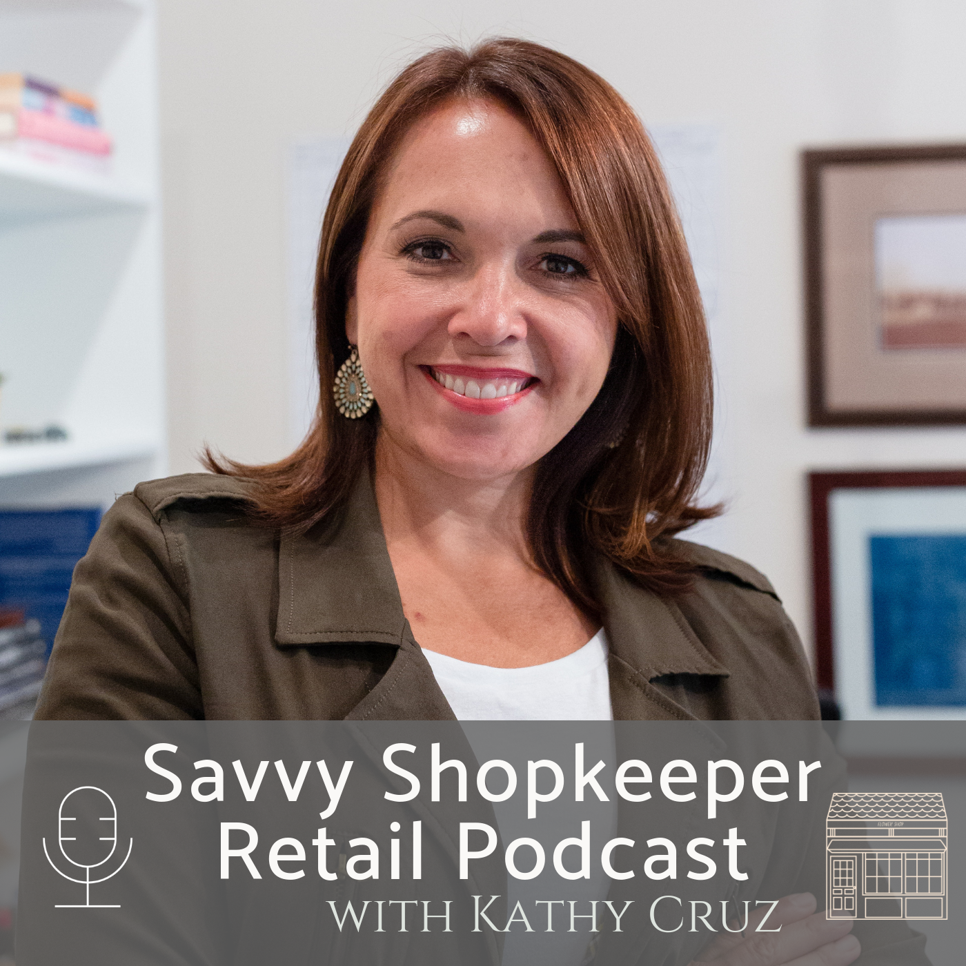 Savvy Shopkeeper Retail Podcast show art