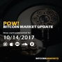 "Artwork for PoW Bitcoin: ""Mainstream Demand"" - 10/10/2017"