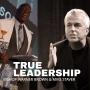 Artwork for Episode #2: Mike Staver and Bishop Warner Brown - True Leadership Comes from Below