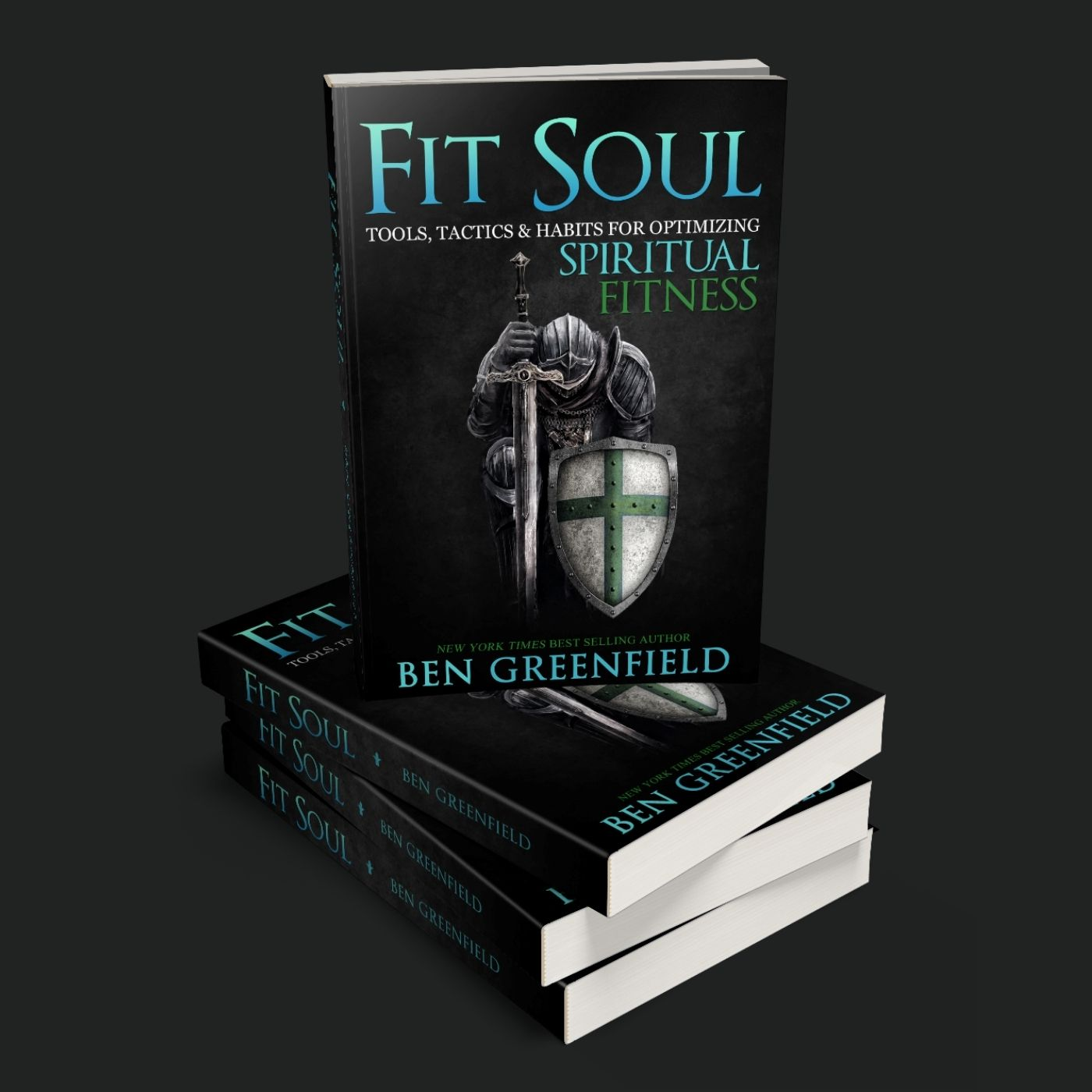 Artwork for Fit Soul Chapter 10 - The 4 Spiritual Disciplines I Practice (&Why)