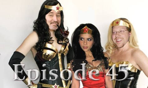 Episode 45: Geeking Out and Cosplaying