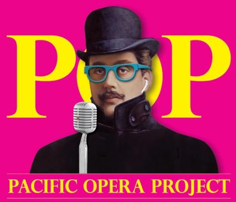 POPeracast show art